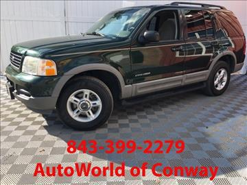 2002 Ford Explorer for sale in Conway, SC