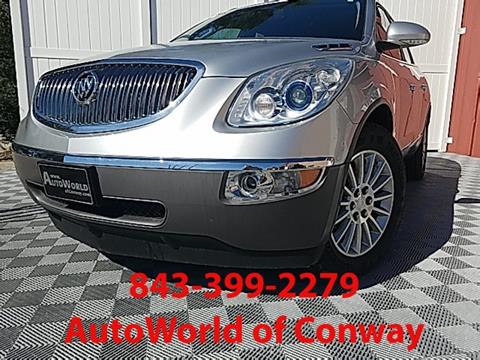 2012 Buick Enclave for sale in Conway, SC