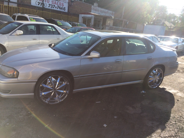2005 chevrolet impala ss supercharged 4dr sedan in chicago il m s auto sales. Black Bedroom Furniture Sets. Home Design Ideas