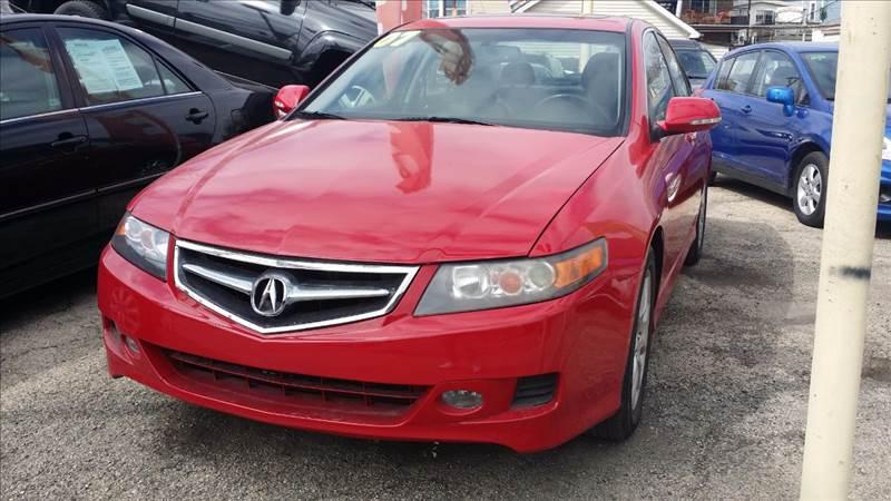 2007 Acura TSX