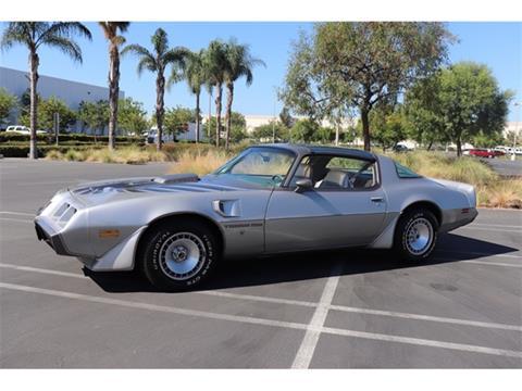 1979 Pontiac Trans Am for sale in Anaheim, CA