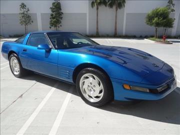 1993 Chevrolet Corvette for sale in Anaheim, CA