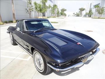 1963 Chevrolet Corvette for sale in Anaheim, CA