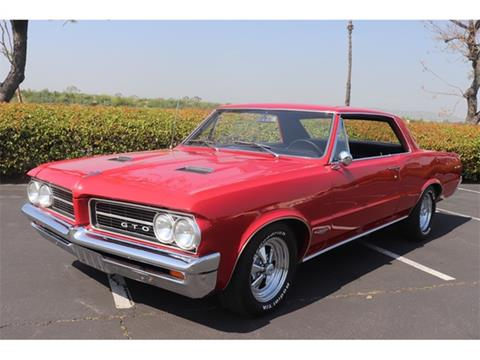 1964 Pontiac GTO for sale in Anaheim, CA