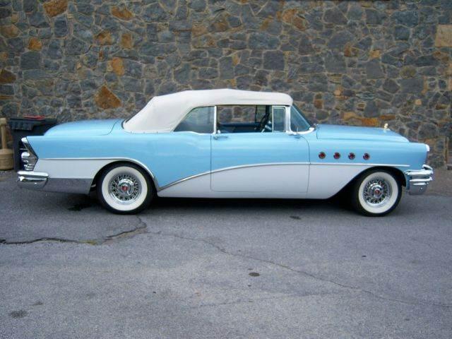 1955 buick roadmaster for sale in bristol tn for 1955 buick roadmaster 4 door