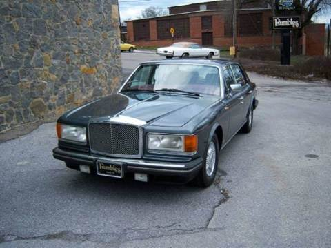 1987 Bentley Brooklands for sale in Bristol, TN