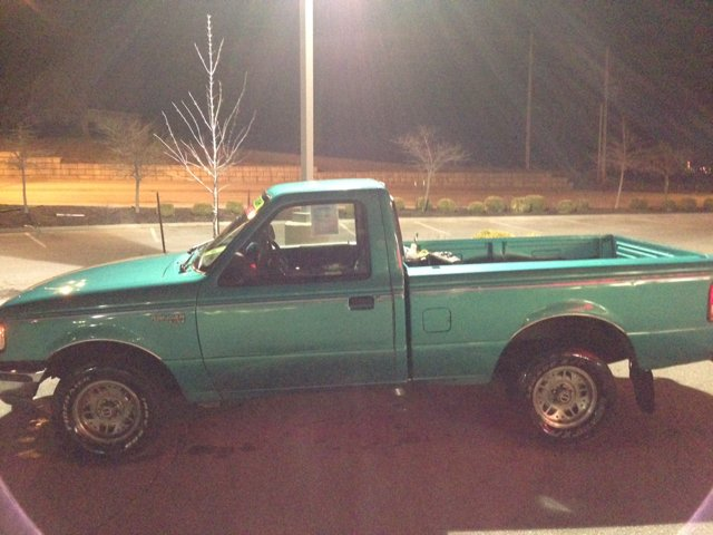 Related Pictures 1994 ford ranger 3 0 automatic regular cab long bed