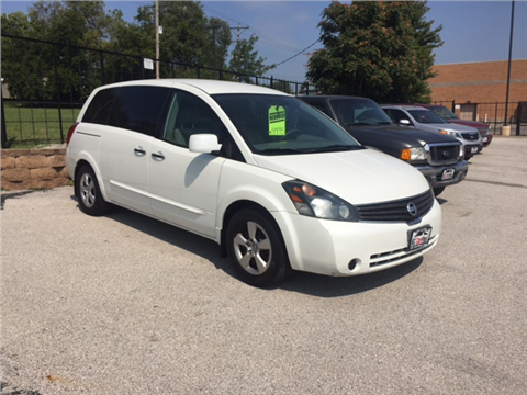 2007 Nissan Quest for sale in Grandview, MO