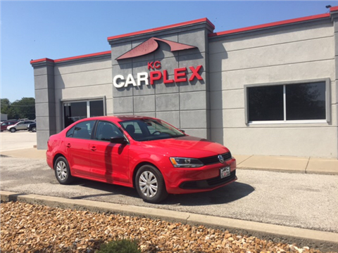 2012 Volkswagen Jetta for sale in Grandview, MO