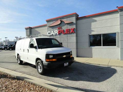 Cargo vans for sale grandview mo for Car plex