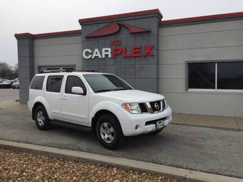 2007 Nissan Pathfinder for sale in Grandview, MO