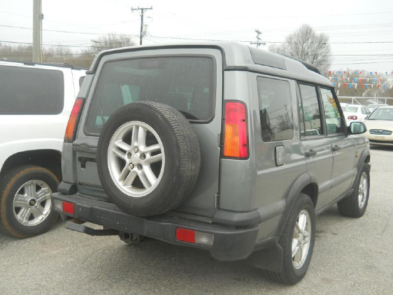 2004 Land Rover Discovery SE 4WD 4dr SUV - Mauldin SC