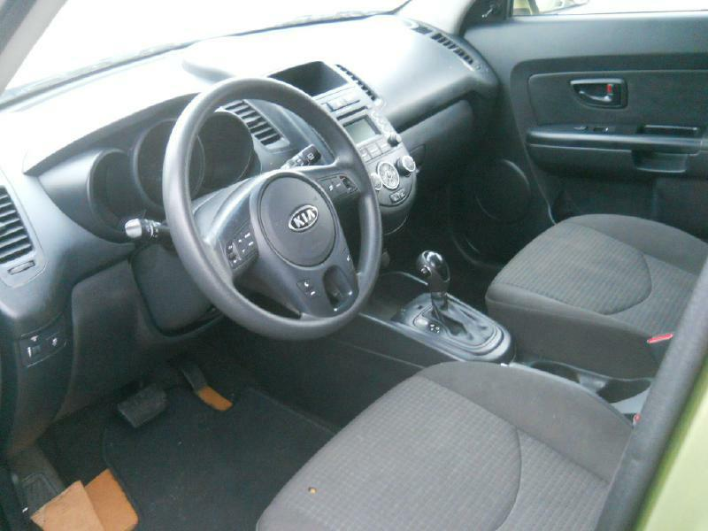 2012 Kia Soul 4dr Wagon 6A - Mauldin SC