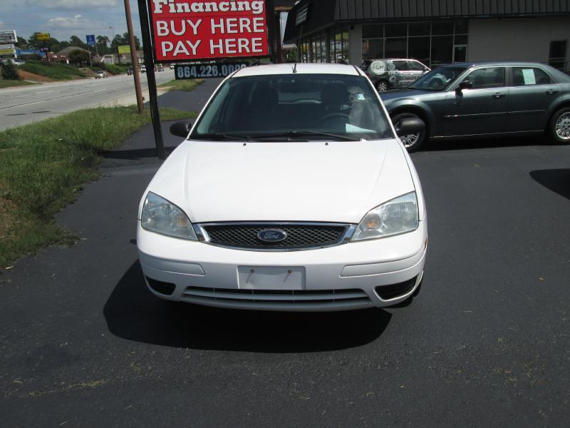 2007 Ford Focus ZXW - Mauldin SC