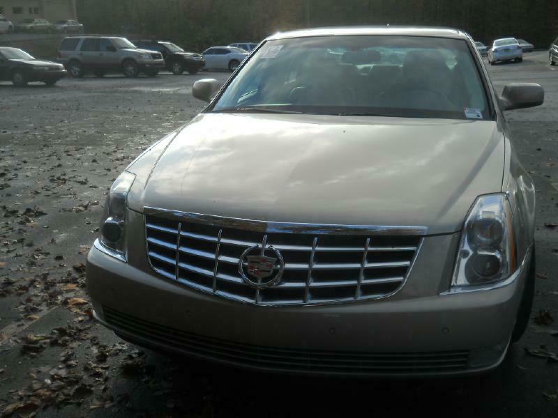 2009 Cadillac DTS  - Mauldin SC