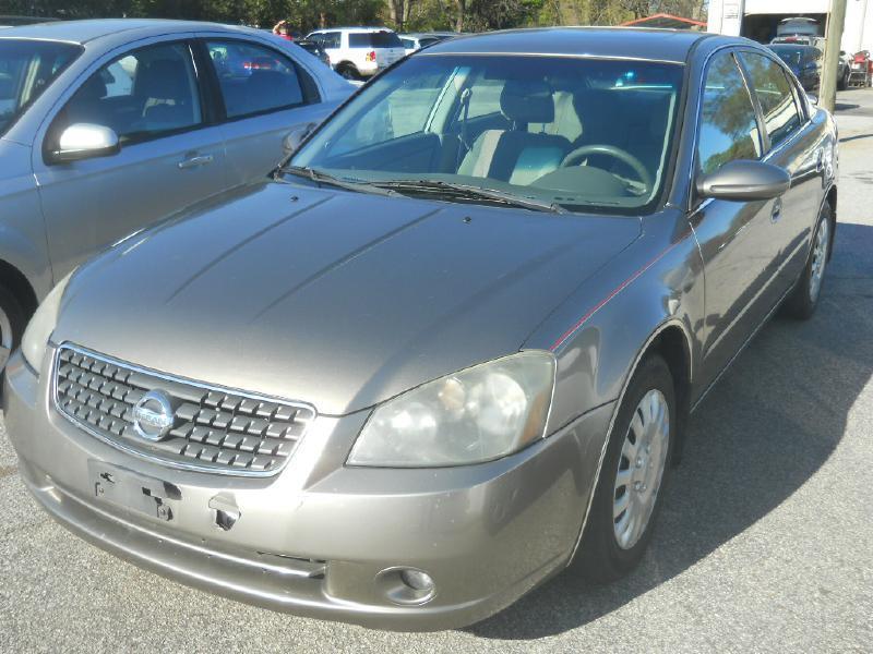 2005 Nissan Altima SE - Mauldin SC
