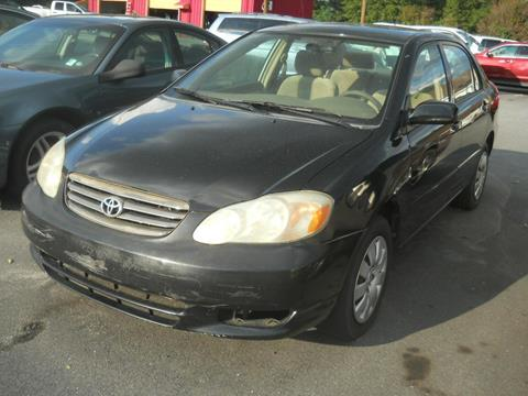 2009 Toyota Corolla for sale in Mauldin, SC