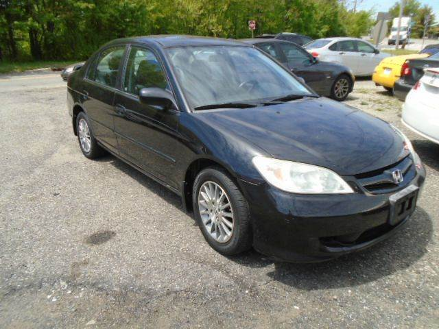 2005 honda civic ex special edition 4dr sedan in. Black Bedroom Furniture Sets. Home Design Ideas