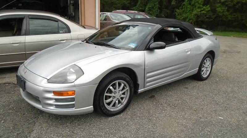 2001 mitsubishi eclipse spyder gs 2dr convertible in. Black Bedroom Furniture Sets. Home Design Ideas