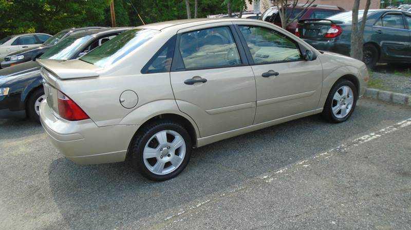 2007 ford focus zx4 ses 4dr sedan in parsippany nj rt 46. Black Bedroom Furniture Sets. Home Design Ideas
