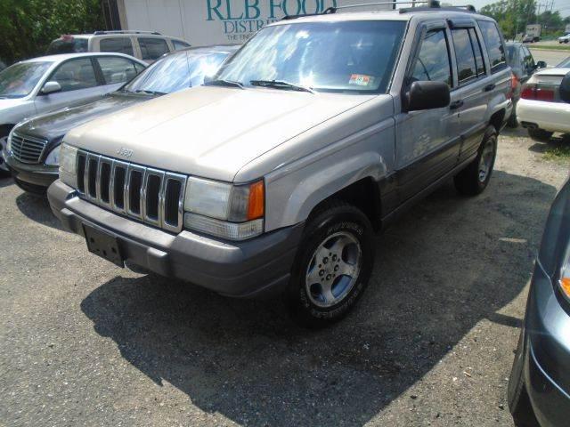1996 jeep grand cherokee laredo 4dr 4wd suv in parsippany nj rt 46 auto sales. Black Bedroom Furniture Sets. Home Design Ideas