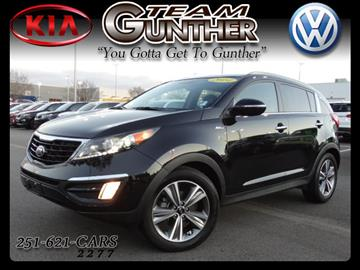 used kia sportage for sale alabama
