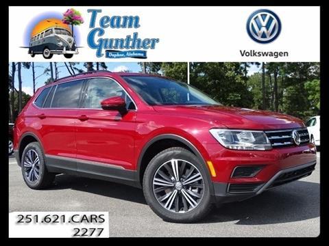 2018 Volkswagen Tiguan for sale in Daphne, AL