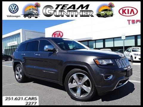 2014 jeep grand cherokee for sale in alabama for Kia motors daphne alabama