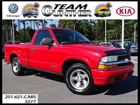 1999 Chevrolet S-10 for sale in Daphne, AL