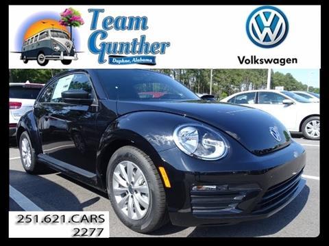 2017 Volkswagen Beetle for sale in Daphne, AL