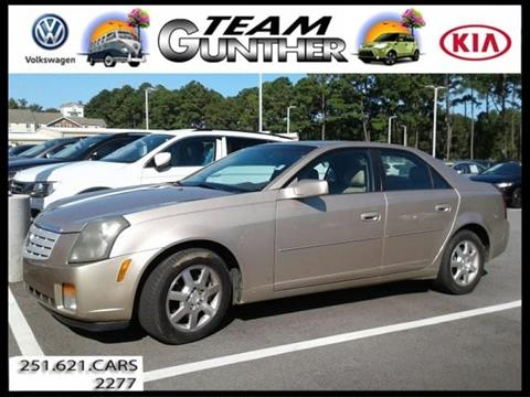 2006 Cadillac CTS for sale in Daphne, AL