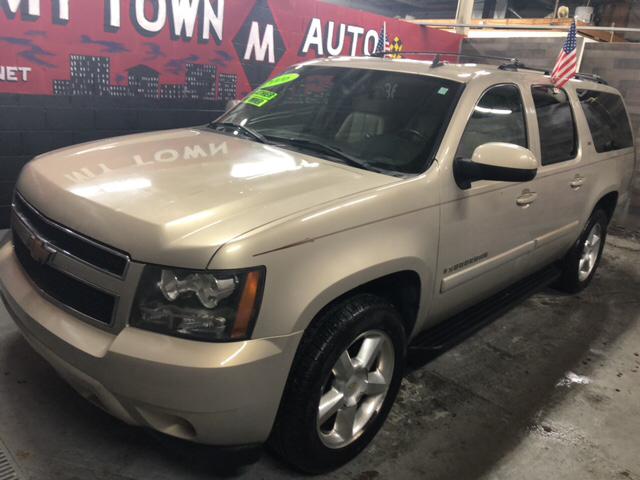 My Town Auto Group Used Cars Detroit MI Dealer - Chevrolet dealers detroit
