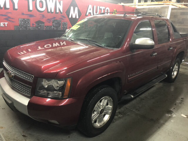 2008 chevrolet avalanche z71 4x4 4 door crew cab sb in detroit mi 2008 chevrolet avalanche z71 4x4 4 door crew cab sb in detroit mi my town auto group sciox Image collections