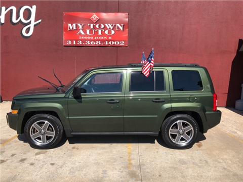 2009 Jeep Patriot for sale in Detroit, MI