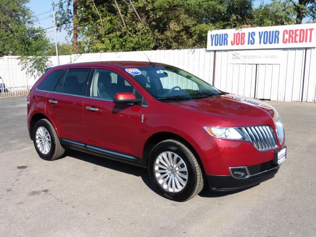 2013 Lincoln MKX for sale in San Antonio TX
