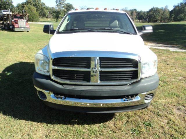 2007 Dodge Ram Chassis 3500