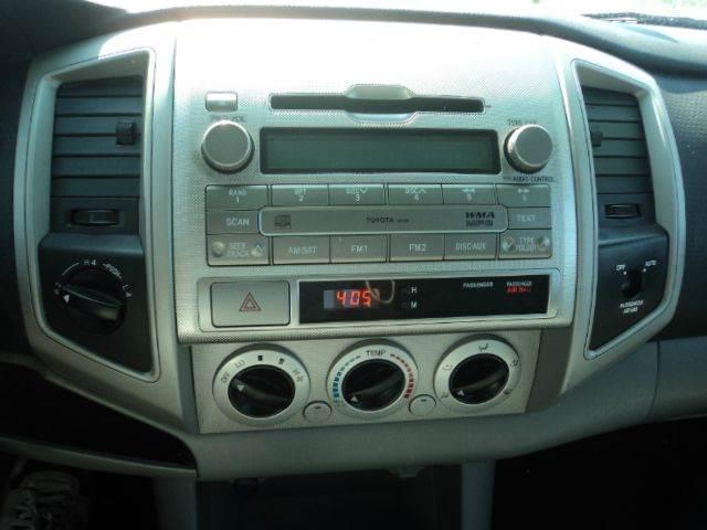 2011 Toyota Tacoma 4x4 V6 4dr Access Cab 6.1 ft SB 5A - Granby MO