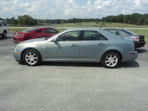 2007 Cadillac STS for sale in Granby, MO