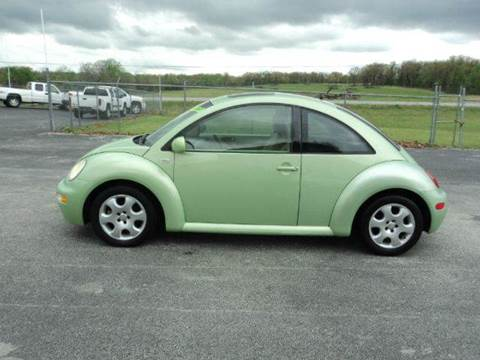 2002 Volkswagen New Beetle for sale in Granby, MO