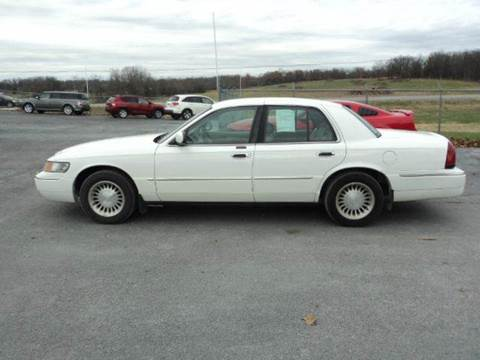 Used Mercury Grand Marquis For Sale Missouri Carsforsale Com