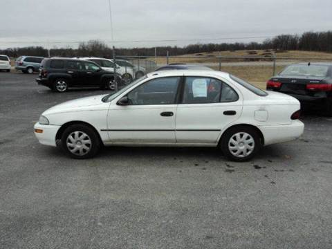 1995 GEO Prizm for sale in Granby, MO