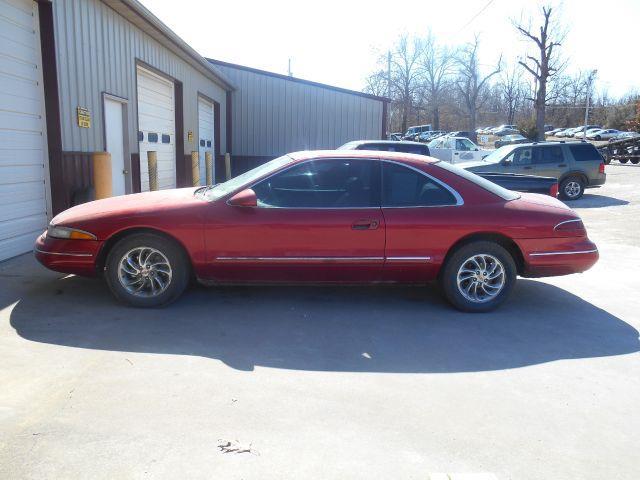 1996 Lincoln Mark VIII