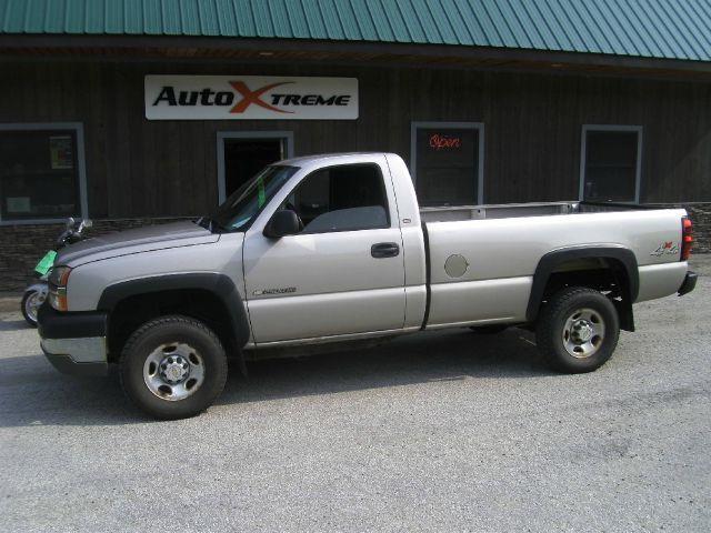 2004 Chevrolet Silverado 2500