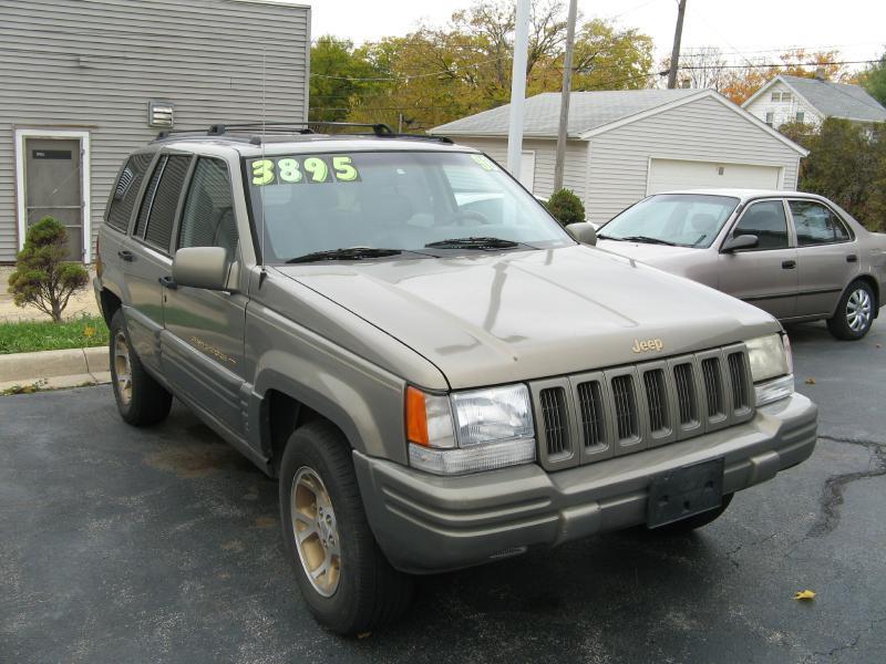 1996 jeep grand cherokee for sale in rockford il. Black Bedroom Furniture Sets. Home Design Ideas