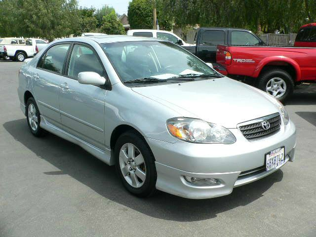 2008 toyota corolla for sale in fallbrook ca for Boykin motors smithfield nc