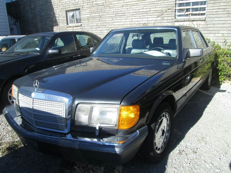 1991 mercedes benz 420 class 4 dr 420sel sedan for sale for 1991 mercedes benz 420sel