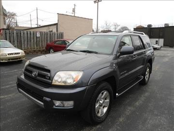 2004 Toyota 4Runner for sale in West Allis, WI