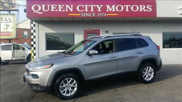 2014 Jeep Cherokee for sale in Cumberland, MD