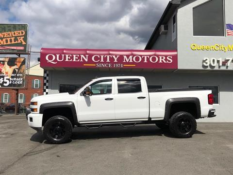 2016 Chevrolet Silverado 2500HD for sale in Cumberland, MD