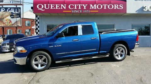 2010 Dodge Ram Pickup 1500 for sale in Cumberland, MD
